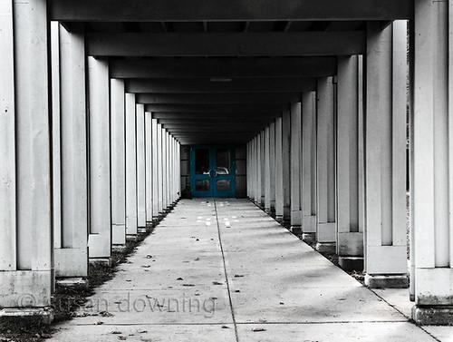 Turquoise Door 64/365