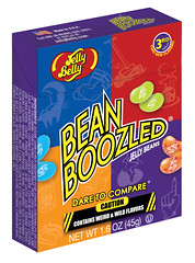 Jelly Belly BeanBoozled 3rd Edition Flip Top Box