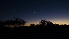 Nightfall at the Ranch