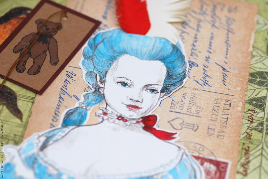 My Marie Antoinette