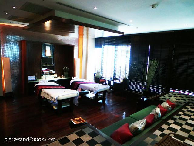westin grande sukhumvit hotel Vareena Spa