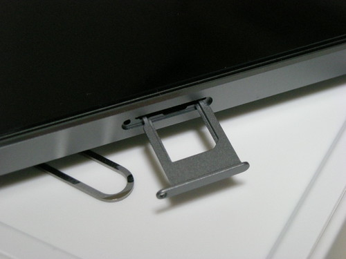 iPhone 5s開封の儀とアクティベーション
