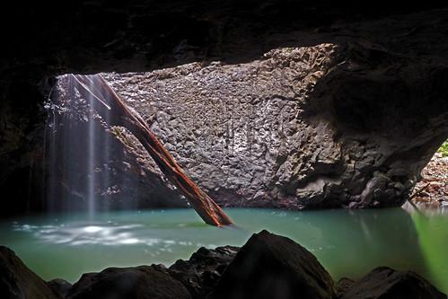 longexposure landscape waterfall lowlight