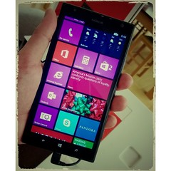 The #lumia1520 is coming...! #wp8