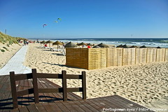 Praia da Nova Vaga - Costa de Caparica - Portugal