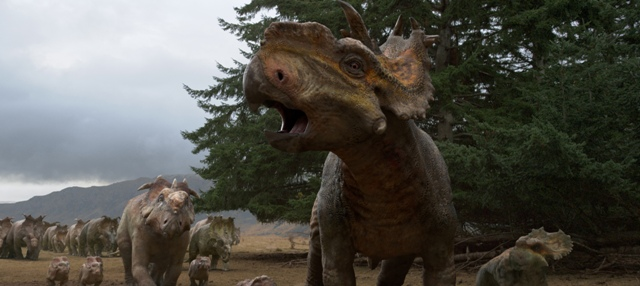 WALKING WITH DINOSAURS- 3D MOVIE