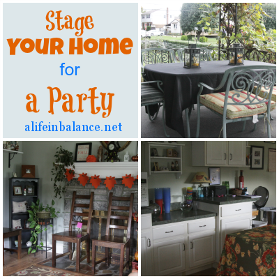 How to Stage Your Home for Entertaining