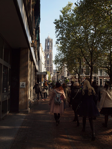 Walking in Utrecht