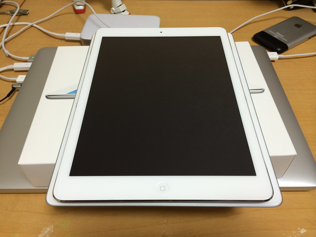 iPad2 vs iPad Air