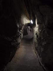 pit cave, formation, lava tube, cave, darkness,