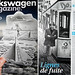 Volkswagen Magazine (Belgium) - Printed Cover & Interview - Ben Heine Art by Ben Heine