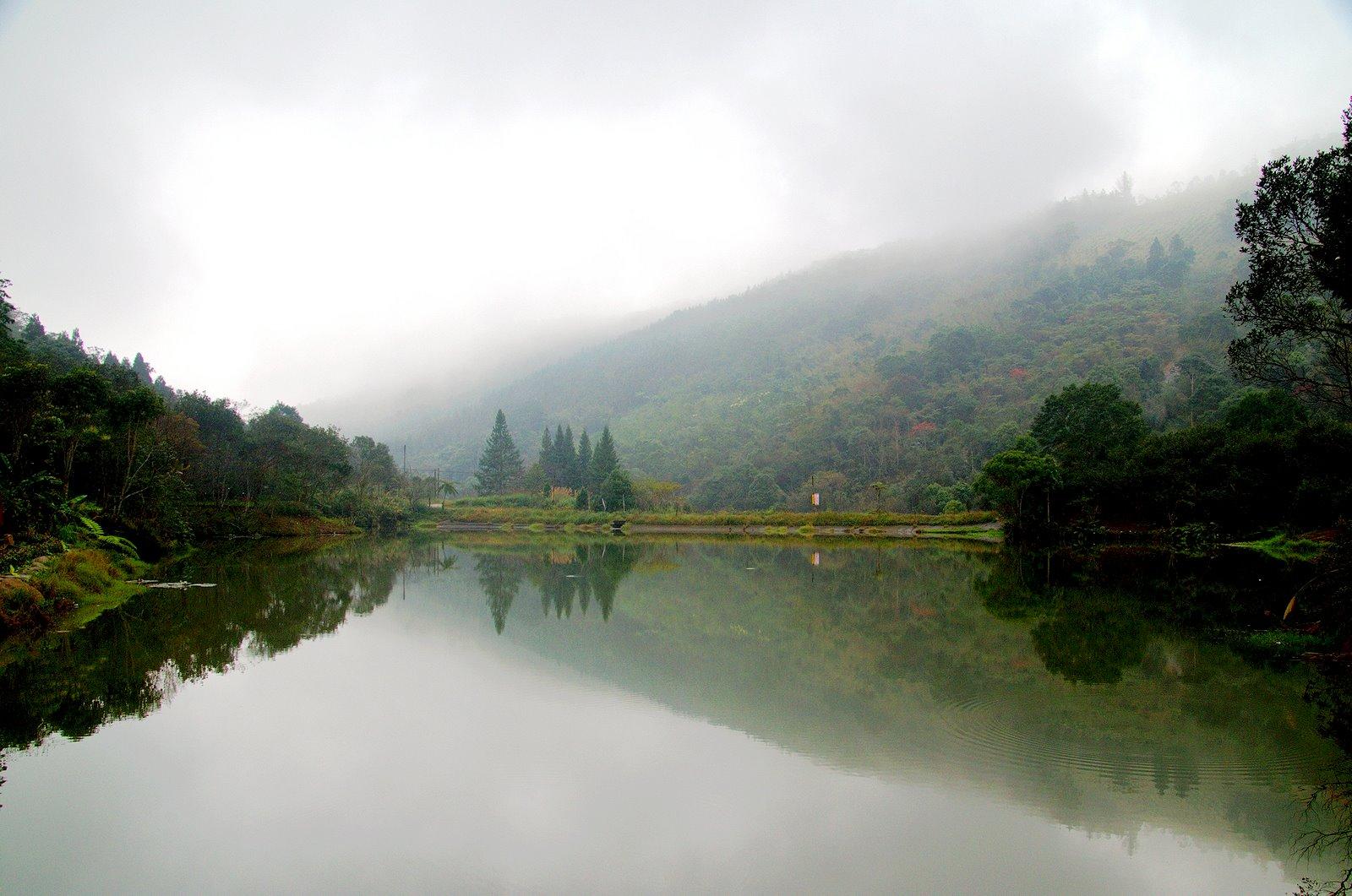 南庄向天湖