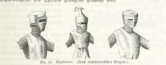 """British Library digitised image from page 259 of """"Bilder aus der Deutschen Kulturgeschichte"""""""