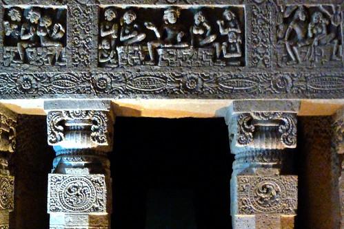 India - Ajanta Caves - 71