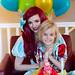Princess Ariel and Hadley.jpg by dhgatsby