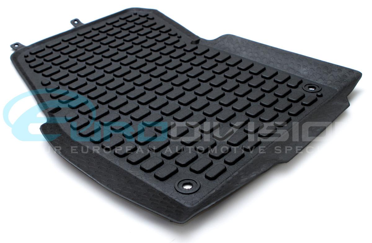 Land Rover Evoque 2011 Black Rubber Car Floor Mats