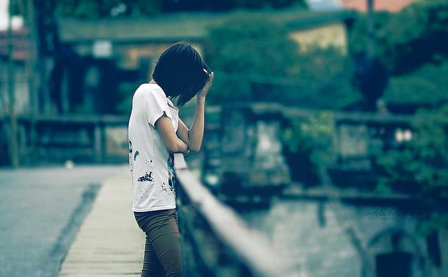 就算感情受挫讓你痛不欲生,但要永遠記得,會有一個人在某個地方等著你。