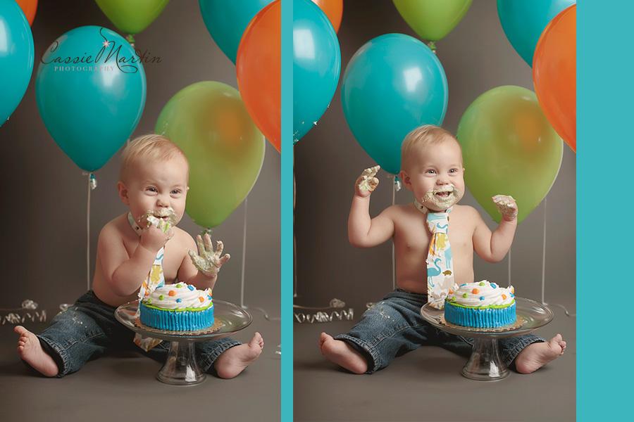 Cake Smash 3