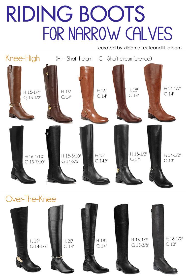 Riding Boots for Narrow Calves - cute & little   Dallas Fashion   ...