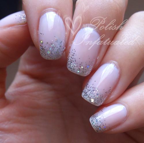 soft glitter gradient