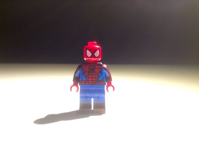 Lego the amazing spiderman 2 suit in lego no costume jus flickr photo sharing - Lego spiderman 2 ...