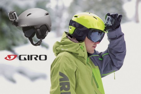GIRO Edit™ - Světla, kamera, akce!