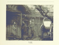 """British Library digitised image from page 291 of """"Ayame-San. A Japanese romance of the 23rd year of Meiji (1890) ... Illustrated from photographs by W. K. Burton, etc"""""""