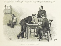 """British Library digitised image from page 89 of """"The Memoirs of Sherlock Holmes"""""""