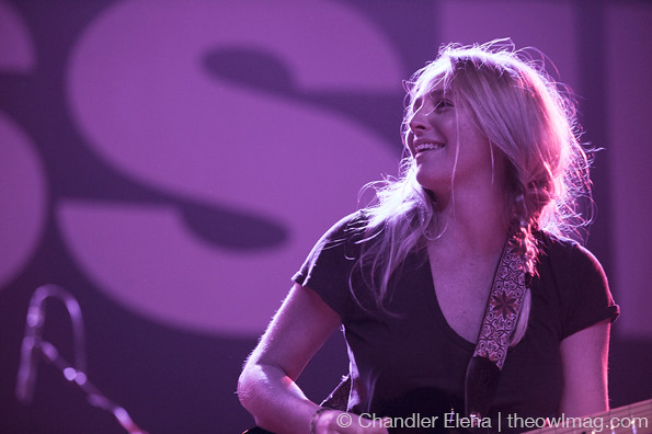 Lisse @ Fonda Theatre, LA 12/9/13