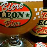 ベルギービール大好き!! レオン1893Biere Leon1893 biere @LEON