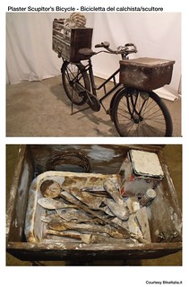 Cargo Bike History: The Plaster Sculptor's Bicycle