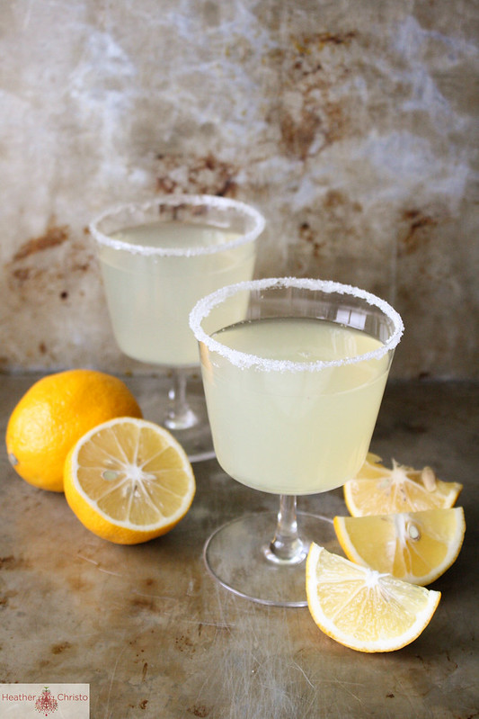 Meyer Lemon Drop