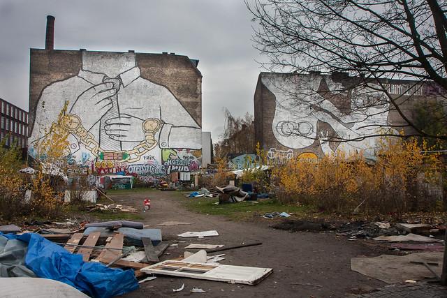 Blu, Kreuzberg, Berlin