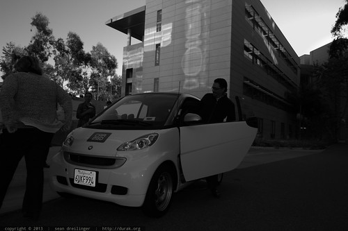 Park2Win Parking Challenge by TEDx Sponsor Car2Go   TEDxSanDiego