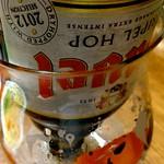 ベルギービール大好き!! デュベル トリプルホップ Duvel Tripel Hop