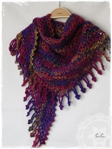 crochet shawl 001-2