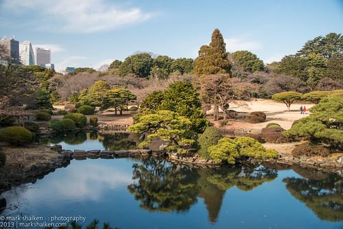 Shinjuku Gyoen National Gardens