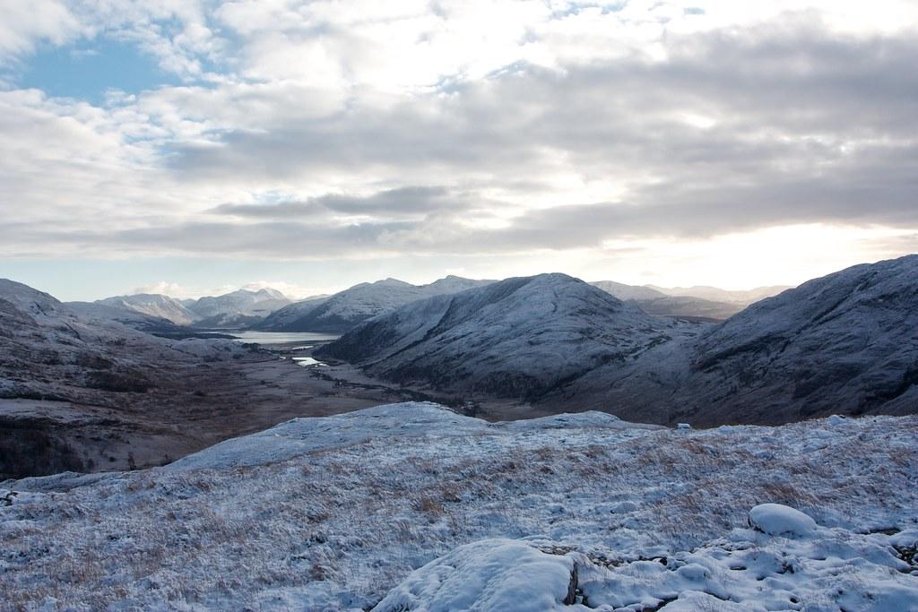 Loch Linnhe and Glen Gour