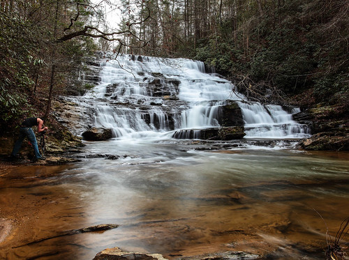 westminster waterfall southcarolina photographers oconeecounty brasstownfalls