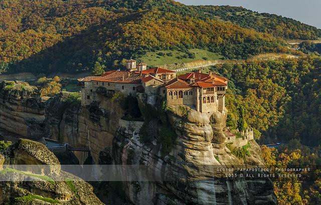 Meteora-Barlaam monastery