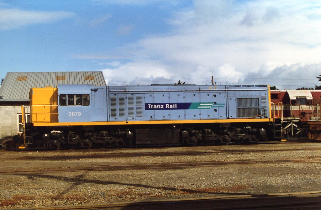 QR 2079 29/12/1997 Palmerston North, NZ by DX 5517