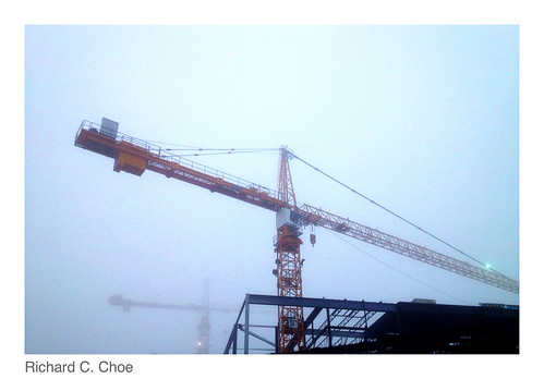 Foggy Day 4 (2014, 1.11) by rchoephoto