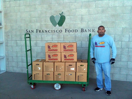 SF Food Bank Delivery