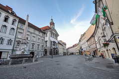 Mestni trg (Town Square)