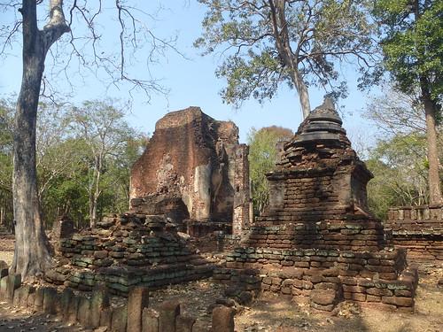 TH-Kamphaeng Phet-Wat Phra Si Ariyabot (1)
