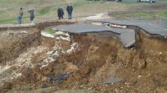 soil, landslide, geology, mud,