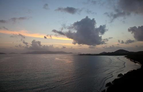 caribbean sunrises usvi