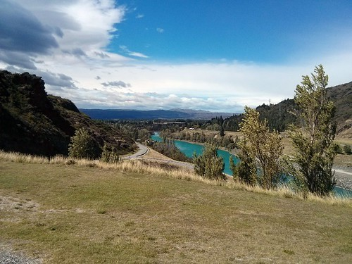 newzealand holiday river clyde outdoor otago clutha