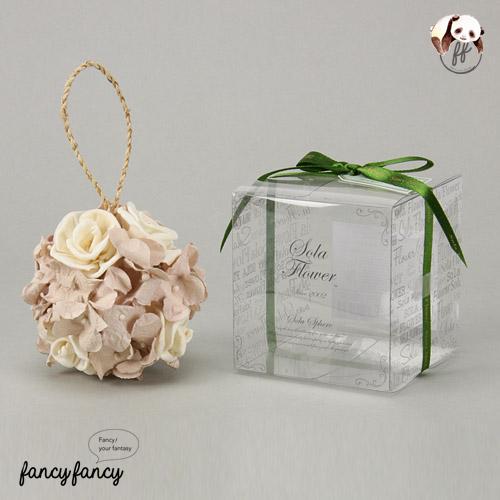 32.浪漫滿屋香氛花球-溫和玫瑰花香2