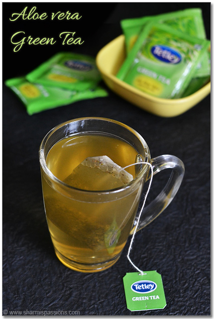 green tea recipe for weight loss in hindi